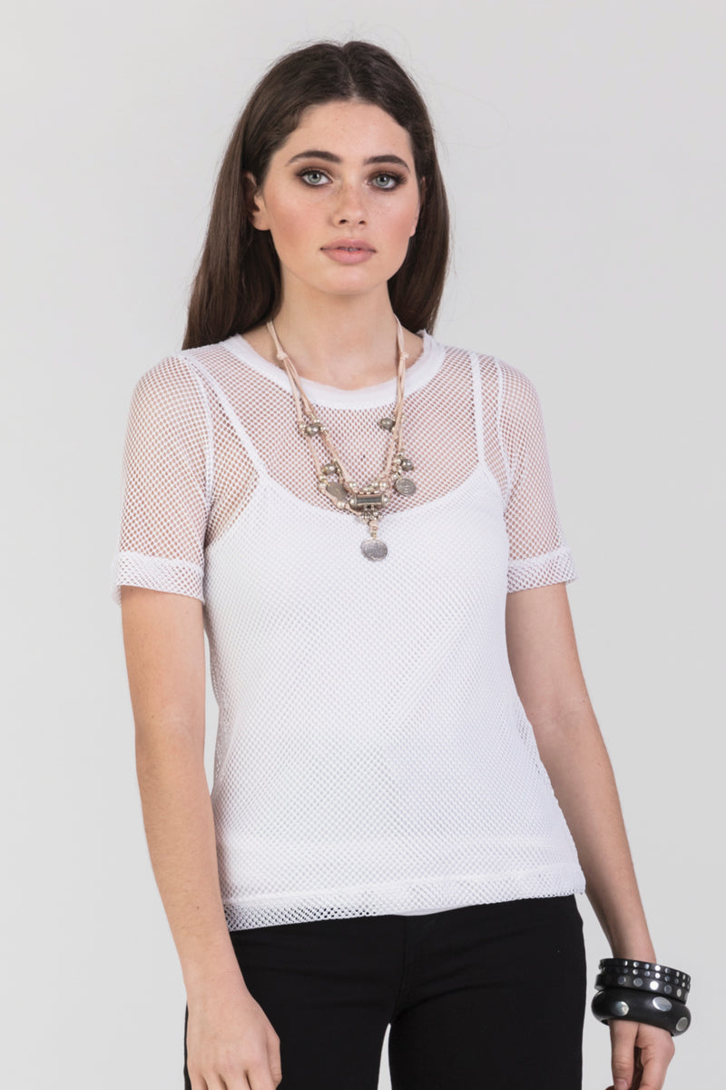 Gem Tee, Top - Repertoire NZ, New Zealand Fashion, Womenswear, Womens Clothing