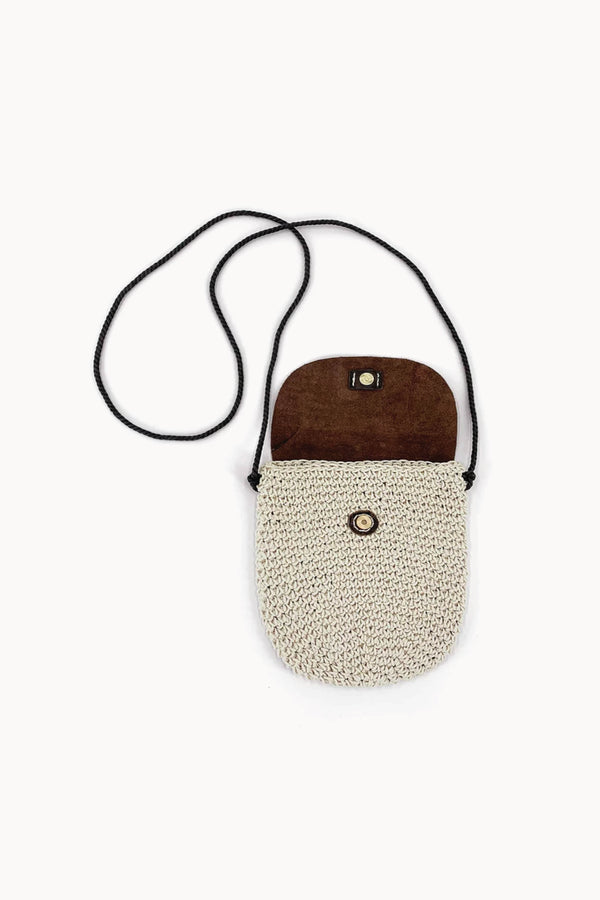 Handwoven Crossbody Bag, Bag - Repertoire NZ, New Zealand Fashion, Womenswear, Womens Clothing