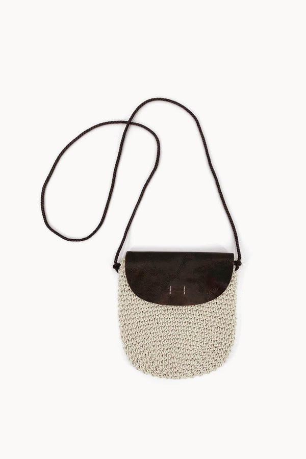 Handwoven Crossbody Bag