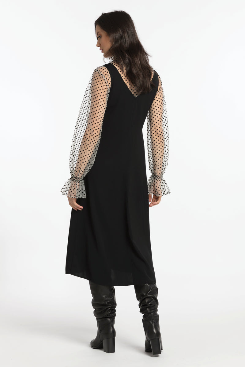 Heather Dress, Dress - Repertoire NZ, New Zealand Fashion, Womenswear, Womens Clothing