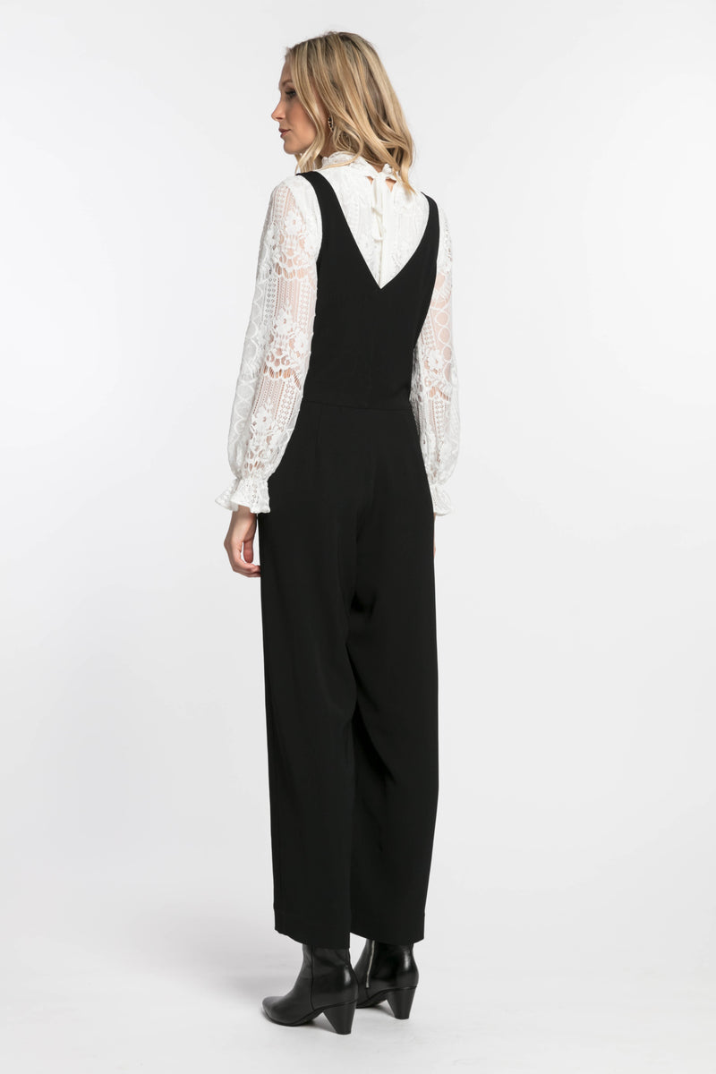 Leanne Jumpsuit, Jumpsuit - Repertoire NZ, New Zealand Fashion, Womenswear, Womens Clothing