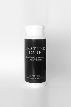 Leather Conditioner, Garment Care - Repertoire NZ, New Zealand Fashion, Womenswear, Womens Clothing