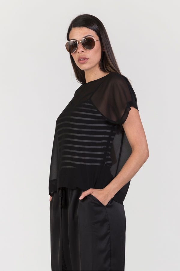 Megan Top, Top - Repertoire NZ, New Zealand Fashion, Womenswear, Womens Clothing
