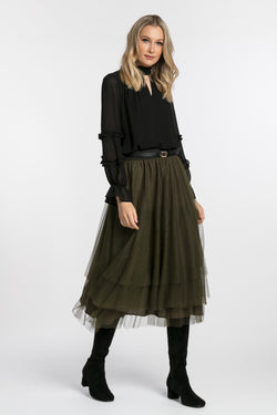 Moulin Skirt, Skirt - Repertoire NZ, New Zealand Fashion, Womenswear, Womens Clothing