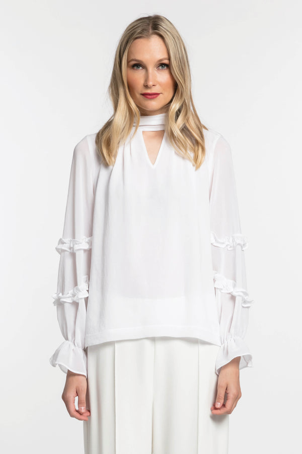 Nelly Blouse, Top - Repertoire NZ, New Zealand Fashion, Womenswear, Womens Clothing