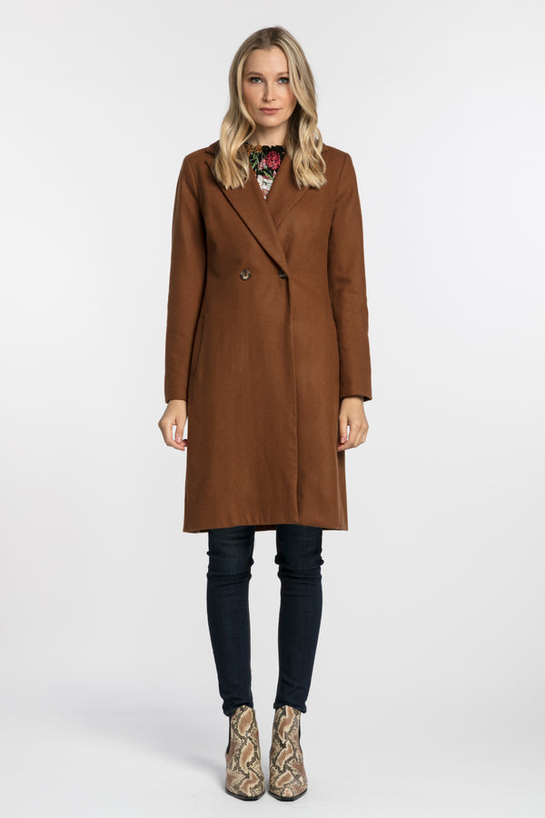 Paloma Coat, Coat - Repertoire NZ, New Zealand Fashion, Womenswear, Womens Clothing