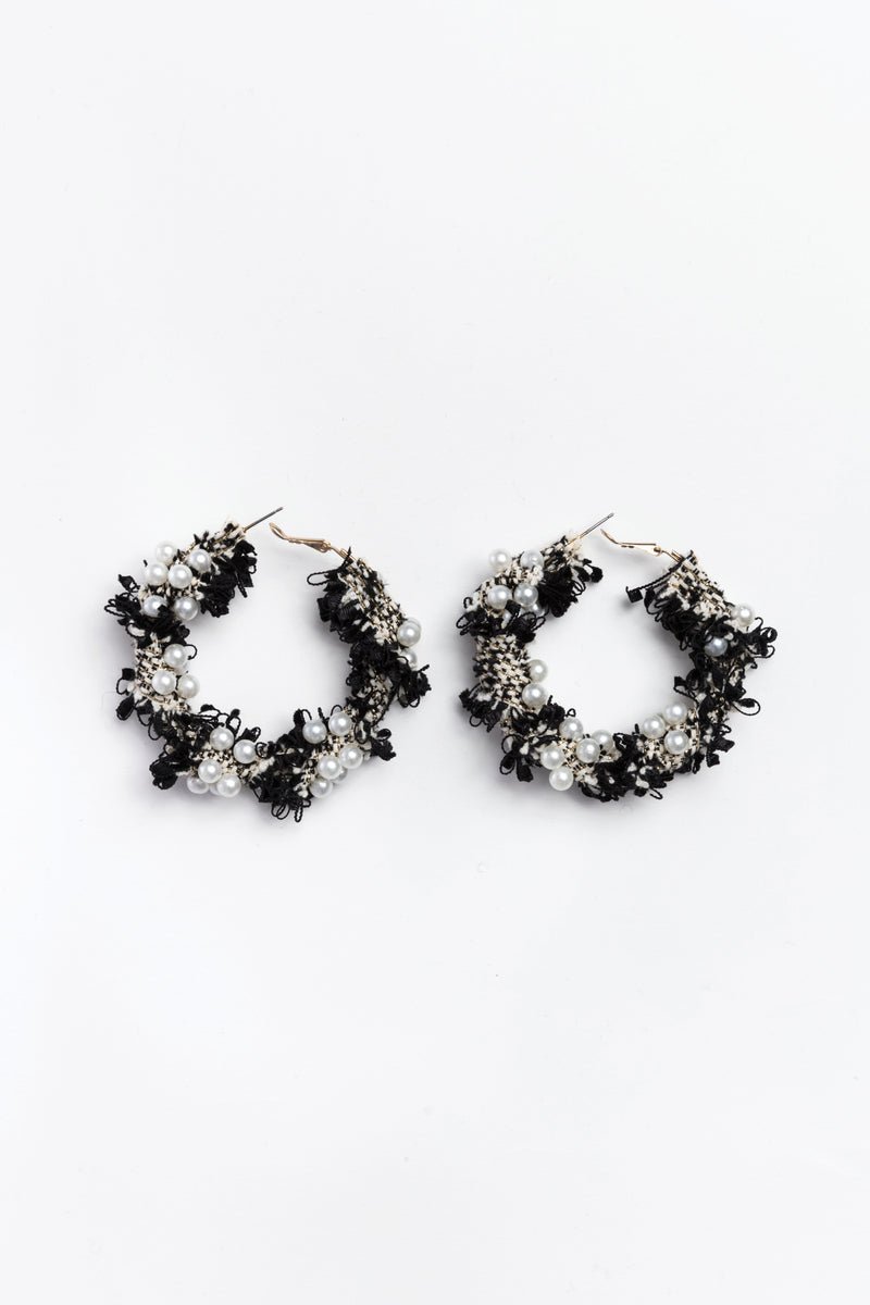 Cluster Earring, Accessories - Repertoire NZ, New Zealand Fashion, Womenswear, Womens Clothing