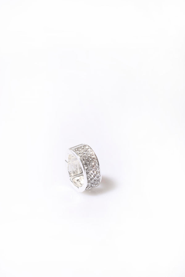 Stretch Crystal Ring