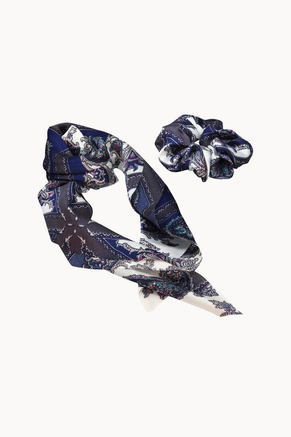 Paisley Animal Scarf, Scarf - Repertoire NZ, New Zealand Fashion, Womenswear, Womens Clothing