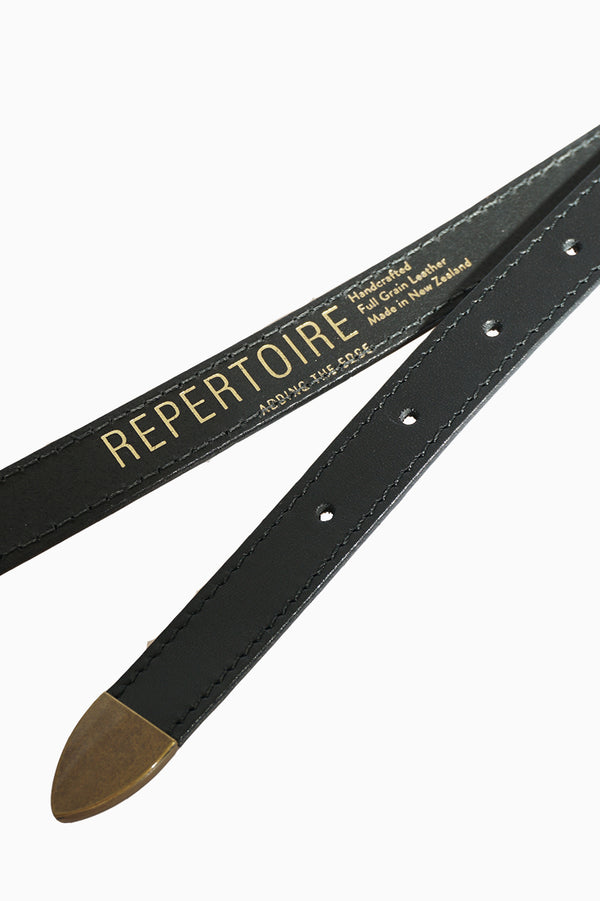Skinny Belt, Accessories - Repertoire NZ, New Zealand Fashion, Womenswear, Womens Clothing