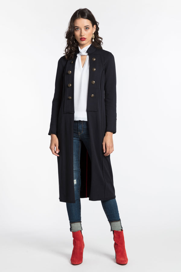 Suffragette Coat