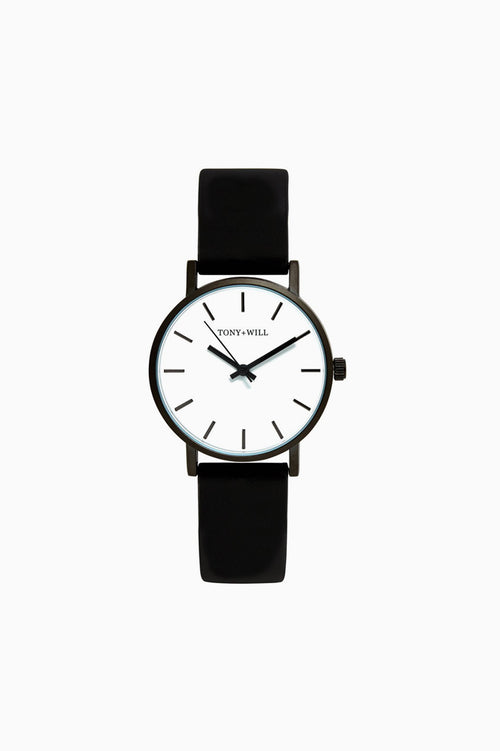 Watch - Black/White (36mm Face)