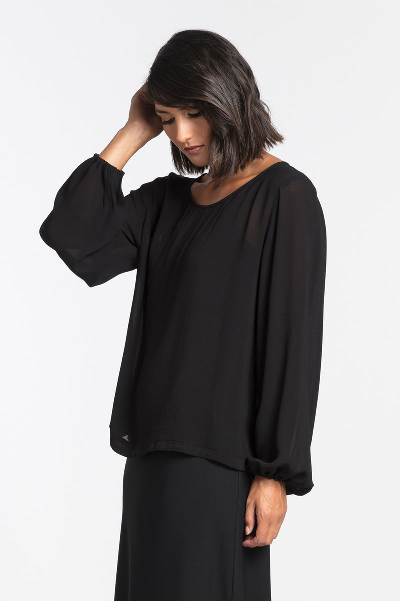 Tina Top, Top - Repertoire NZ, New Zealand Fashion, Womenswear, Womens Clothing