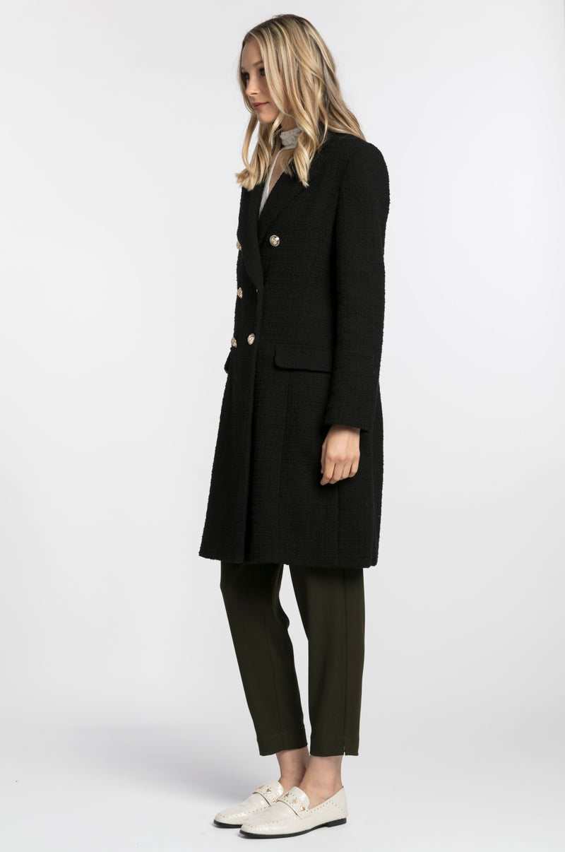 Trinny Coat, Jacket - Repertoire NZ, New Zealand Fashion, Womenswear, Womens Clothing