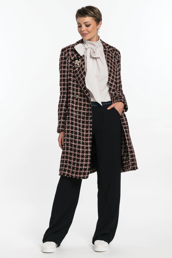 Trinny Coat, Coats - Repertoire NZ, New Zealand Fashion, Womenswear, Womens Clothing