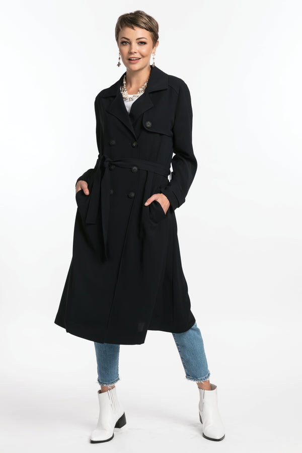 Trudy Trench, Coats - Repertoire NZ, New Zealand Fashion, Womenswear, Womens Clothing