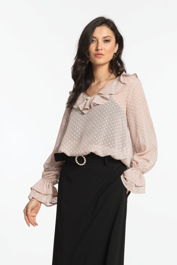 Tyler Blouse, Blouse - Repertoire NZ, New Zealand Fashion, Womenswear, Womens Clothing