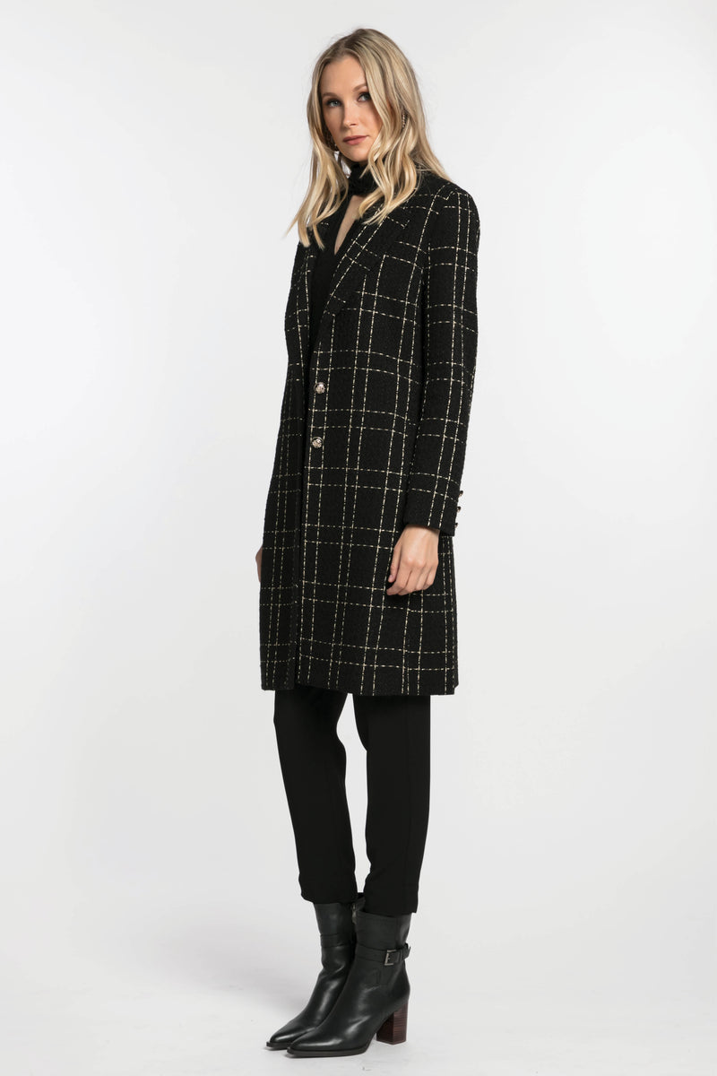 Victoria Coat, Jacket - Repertoire NZ, New Zealand Fashion, Womenswear, Womens Clothing