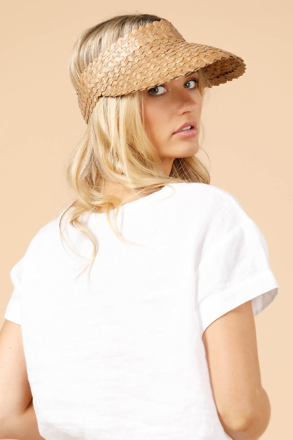 Miranda Visor, Accessories - Repertoire NZ, New Zealand Fashion, Womenswear, Womens Clothing