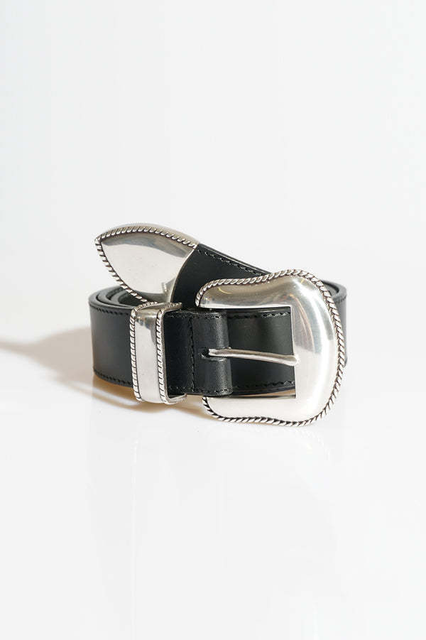 Wide Western Belt, Accessories - Repertoire NZ, New Zealand Fashion, Womenswear, Womens Clothing
