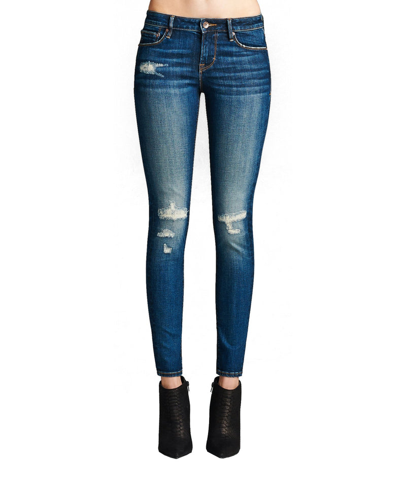 Zen Midrise Skinny Jean, Jeans - Repertoire NZ, New Zealand Fashion, Womenswear, Womens Clothing