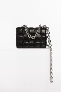 Padded Leather Bag
