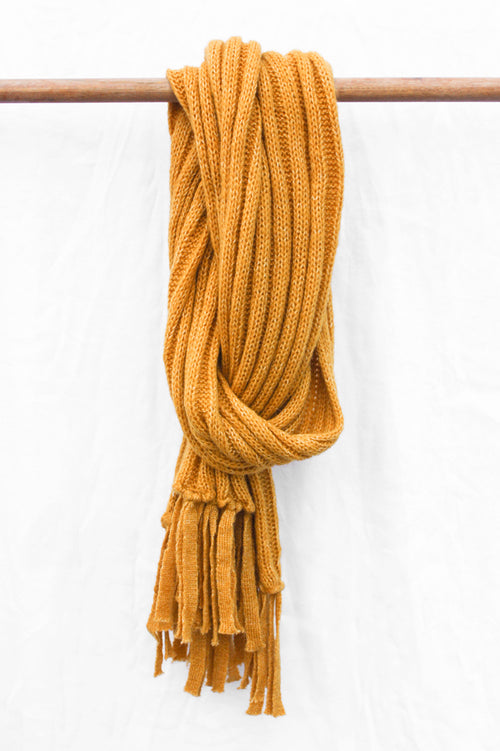 Winter Wave Scarf