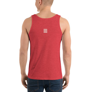 SILASREED Unisex  Tank Top - SILASREED