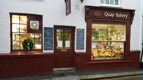 Quay Bakery 37 Fore Street Fowey