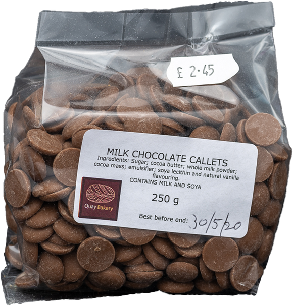 Chocolate Callets
