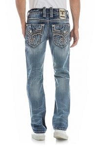 ROCK REVIVAL DENIM