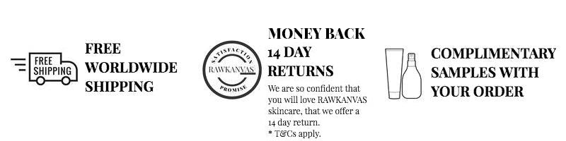 RAWKANVAS natural, vegan & cruelty-free skincare
