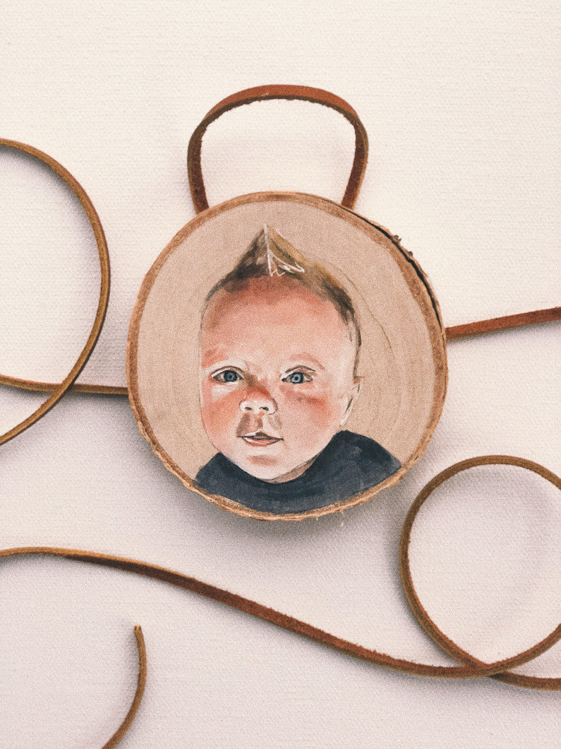 portrait ornaments-Ornament-1-Keona Elise