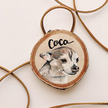 pet portrait ornaments-Ornament-1-Keona Elise