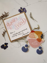 mother's day gift box-periwinkle-Keona Elise