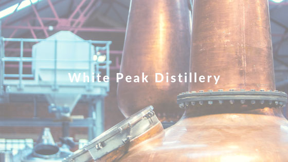 Featured Producer - White Peak Distillery