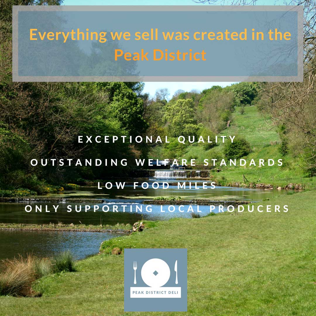 Peak District Deli Banner