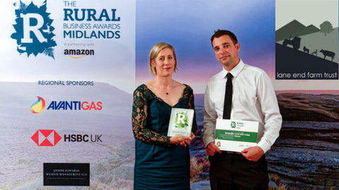 Lane End Farm Trust Rural Awards