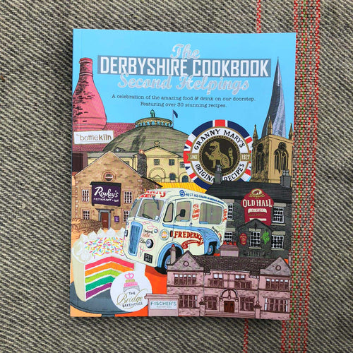 Derbyshire Cookbook cover