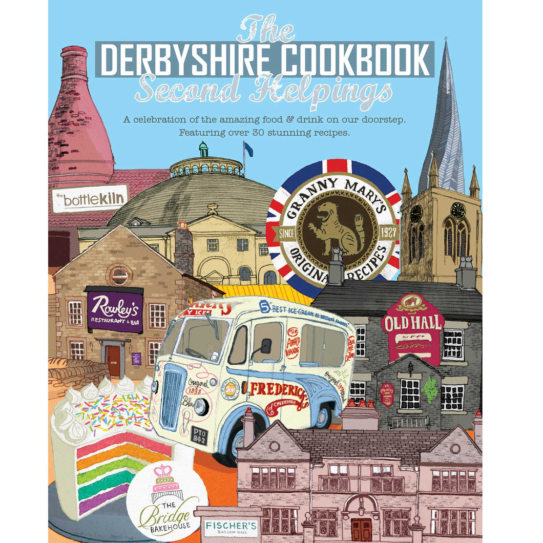 Derbyshire Cookbook 2