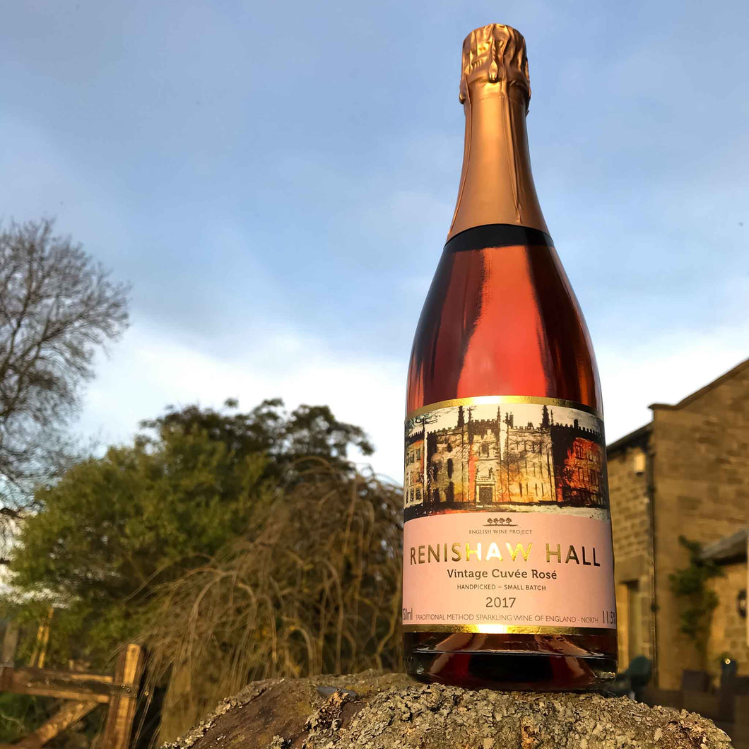 Renishaw Hall Sparkling Rose