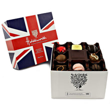 Union Jack chocolate box