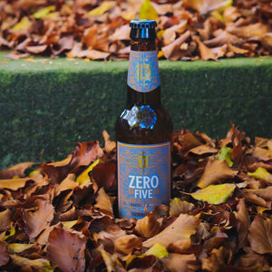 Thornbridge zero five beer
