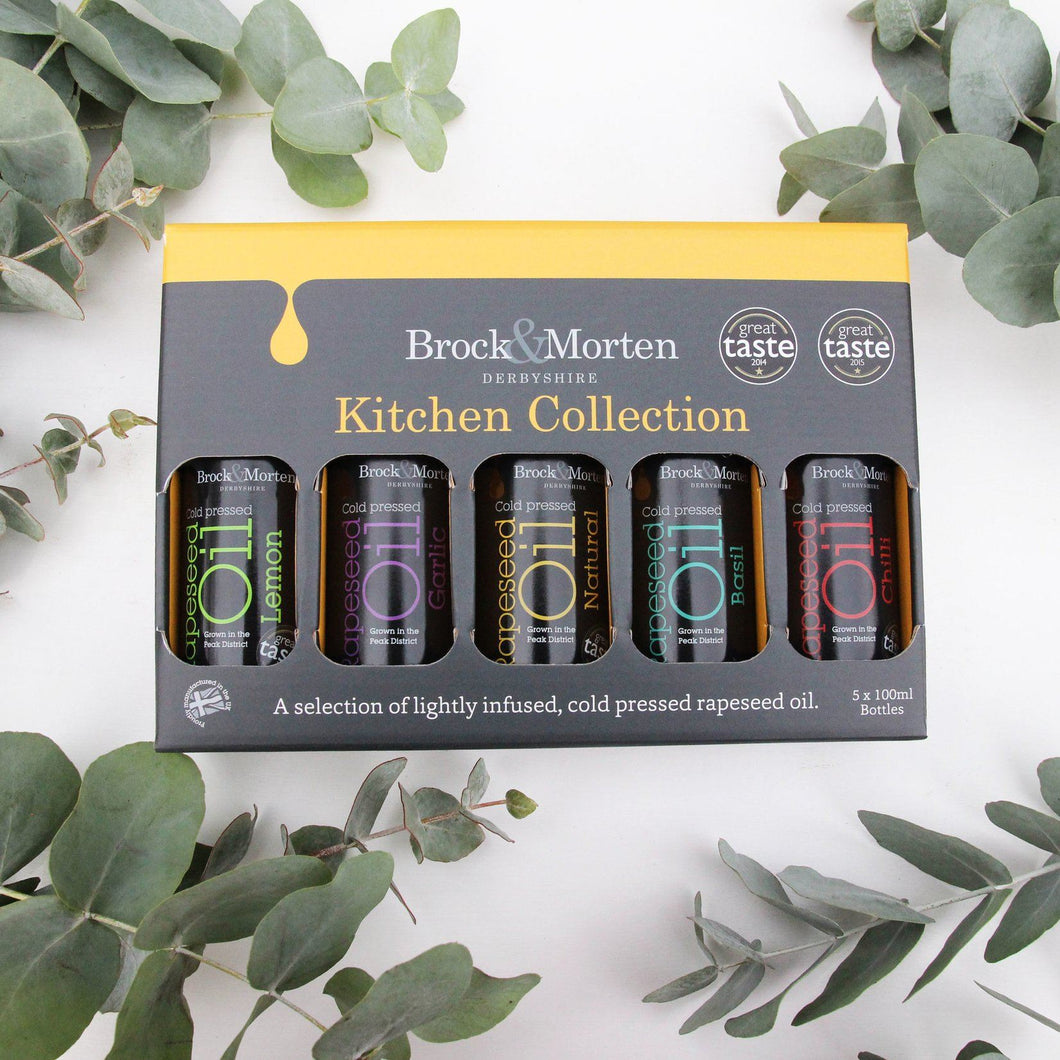 Brock & Morten kitchen collection gift set - Peak District Deli