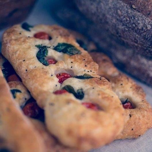 Gourmet Focaccia - 800g - Peak District Deli