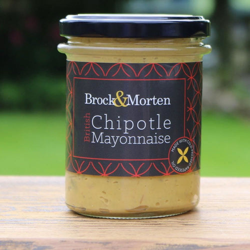 Handmade Chipotle Mayonnaise - 190g Jar - Peak District Deli