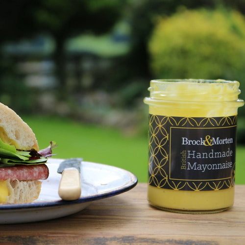Handmade Mayonnaise - 190g Jar - Peak District Deli