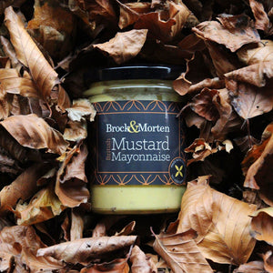 Handmade Mustard Mayonnaise - 190g Jar - Peak District Deli