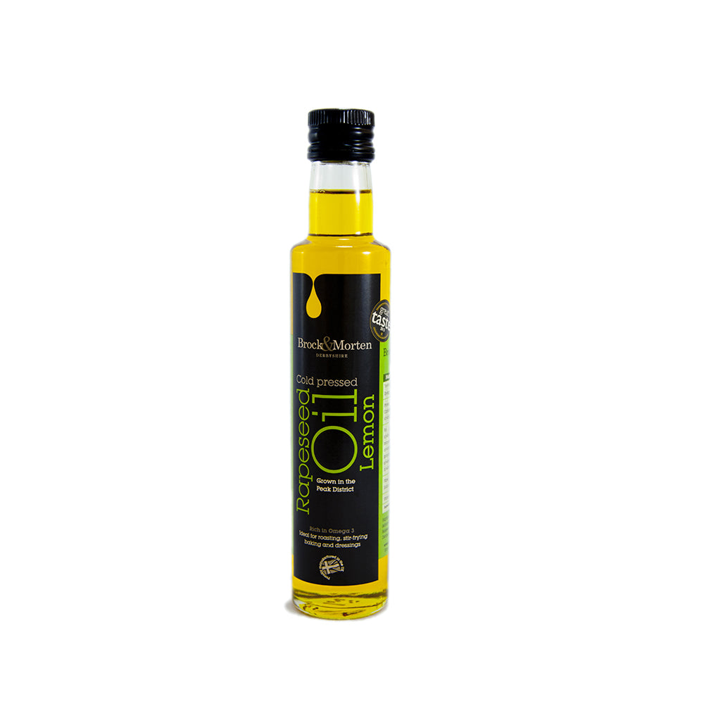 Lemon Rapeseed Oil - 250ml