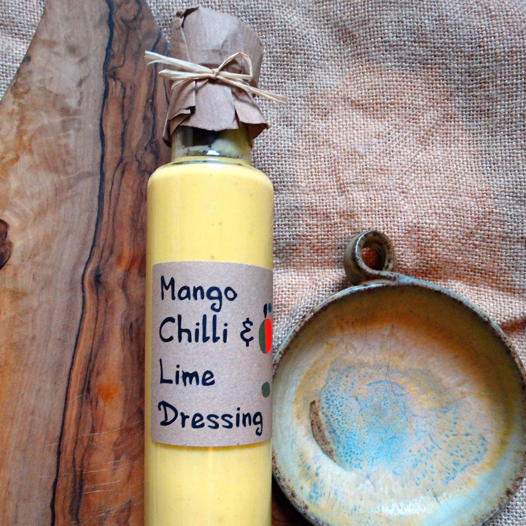 Mango, Chilli & Lime Dressing - 250ml - Peak District Deli